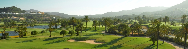 The North Course at La Manga